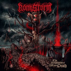 Bonestorm-The Emptiness of Life and Death