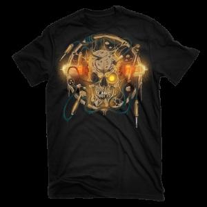 Camiseta Metal Live Colombia 2019